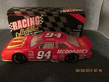 RCCA NASCAR 1/24 Car BIll Elliott #94 McDonalds 1995 Ford Thunderbird 1/5004