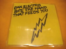 Cardsleeve Full CD DAN ELECTRO Bite The Hand That Feeds You PROMO 13TR 2009 gosp