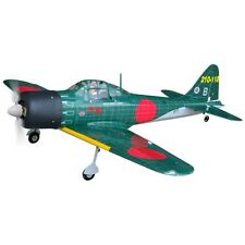 THE WORLD MODELS ZERO FIGHTER EP W/RETRACT GEAR Radio Control Airplane 3-cell