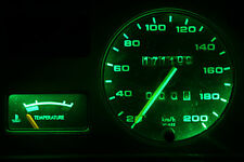 Holden VB VC VH 1978-1984 Green LED Dash Instrument Cluster Light Conversion Kit