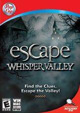 Escape Whisper Valley PC WIN/MAC - NEW - PopCap - I ship daily, Mon-Sat!