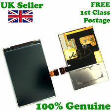 100% ORIGINALE LG P500 Optimus One 1 LCD DISPLAY SCHERMO GLASS PANEL