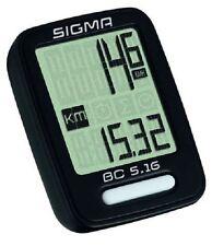 SIGMA SPORT BC 5.16 Fahrradcomputer - Kabelgebunden