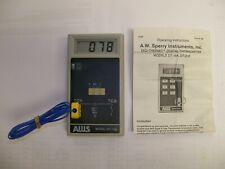 Vintage Aw Sperry Dt-15A Digi-Thermo Digital Thermometer Used Free Shipping