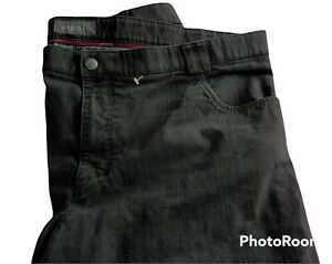 🌸MEYER Black Jeans W44 L31 Stretch Fit🌺