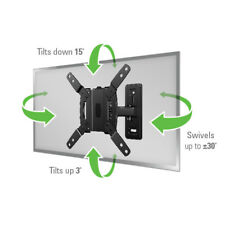 Sanus Vuepoint FSF207 Full-Motion Wall Mount for TVs 13 - 32 inch up to 25 lbs