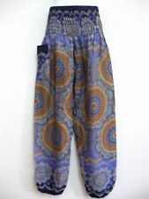 Handmade Harem Machine Washable Pants for Women