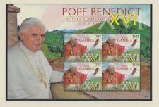 Gambia Pope Benedict Xvi. Block (MNH)