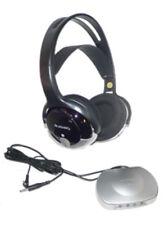0ee73f39ca8 TV Listener J3 Rechargeable Wireless Headphones for TV Listening System