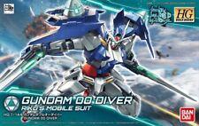 Bandai Build Divers 000 Gundam Double O 00 Diver HG 1/144 Model Kit USA Seller