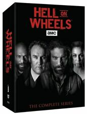 Hell on Wheels The Complete Series    Box Set      **US SELLER**
