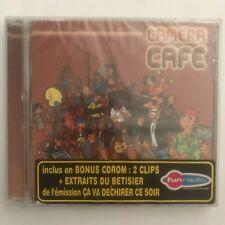 Caméra café l'album cd 12 titres neuf sous blister