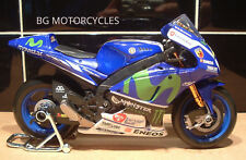 1:10 MOVISTAR MONSTER FACTORY YAMAHA YZR-M1 DIECAST TOY MODEL VALENTINO ROSSI 46
