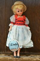 Fabulous VINTAGE Costume Dress LINDA Doll - 22cm Tall