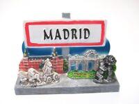 Madrid Hauptstadt Magnet Souvenir Spanien Espana Spain 7 cm
