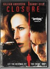Sony Home Ent.  CLOSURE, Thriller / Drama, 2007 Film, Gillian Anderson