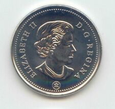 Canada 2019 Five Cent Canadian Nickel 5c EXACT COIN SHOWN