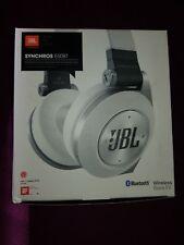 JBL Synchros E50BT, Over-ear Kopfhörer, Bluetooth, weiß