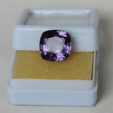 Natural Alexandrite 7.35 Ct Certified Color Change In Sunlight Loose Gemstone