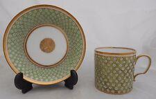 French Paris Porcelain Cup Saucer Henri Florentin Chanou Decorative 18th Cent #4