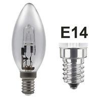 EVEREADY Ampoules halogènes bougies - 20W 33W 48W E14 E27 B15 B22