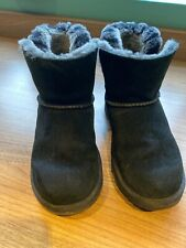 Girls Authentic Ugg Boots Size 1