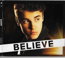 Justin Bieber Believe Deluxe Digipak CD + DVD 2012 Def Jam