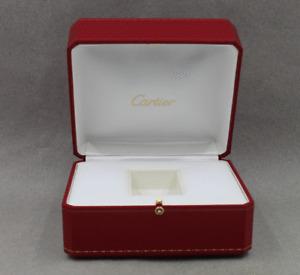Vintage Cartier Watch Presentation Display Box NO WATCH