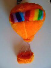 "Hot Air Balloon Stuffed 14"" VINTAGE  Stuffed Plush 1984 A-1 Novelty"