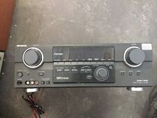Aiwa Super T Bass Stereo Receiver AV D55 For Parts Not Working