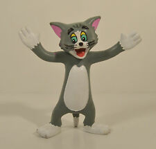 """1992 Tom the Cat 4.5"""" Just Toys Bendy Bendable Action Figure Tom & Jerry"""