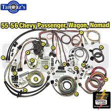 55-56 Chevy Classic Update Series Complete Body & Interior Wiring Harness Kit