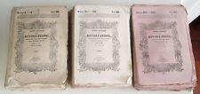 Vivien STORIA GENERALE DELLA RIVOLUZIONE FRANCESE 3 volumi  # 1842 + 18 stampe