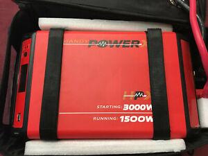 Handy Power X HPX1530INVCBLBG 1500W/3000W Power Source