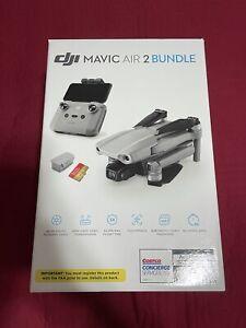 DJI Mavic Air 2 Aerial Camera Bundle *BRAND NEW NEVER USED*