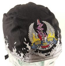 Disney World Rock 'N' Roller Coaster DO RAG biker hat aerosmith RARE FREE SHIP!