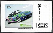 MARKE INDIVIDUELL Auto Mazda MX-5 SOS-Kinderdorf mit URL **