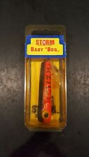 STORM Baby 'Bug RXP29 RED/BLACK SQUIGGLE