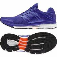 adidas Supernova Glide 7 W  Laufschuhe Jogging Fitness trainers Women blau NEU