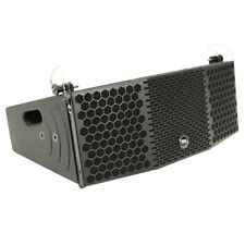 Seismic Audio - Compact 2x5 Line Array Speaker with Titanium Compression Driver