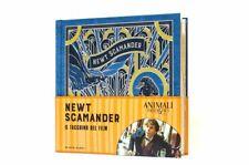 9788891222220 Animali fantastici e dove trovarli. Newt Scamander...diz. a colori