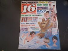 The Monkees, The Rascals, Lewis & Clarke Expedition - 16 Magazine 1967