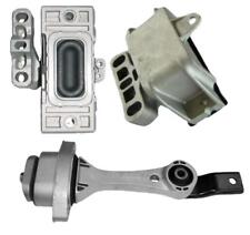 Left, Right & Rear Engine Mount Fits: VW Beetle New All Models 01/00-10/11 A/M