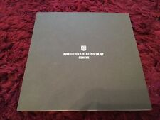 Frederique Constant Watch Catalogue 2019 / 2020 - UK Issue - New issue