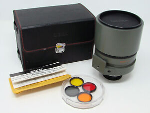 Sigma Mirror Telephoto 600mm f/8 Lens with Pentax K Mount Filters Case - Issues