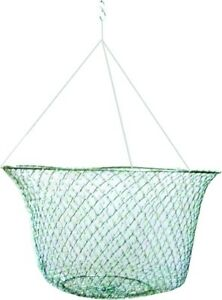 Eagle Claw 10161-009 Two-Ring Crab Net Wire Mesh