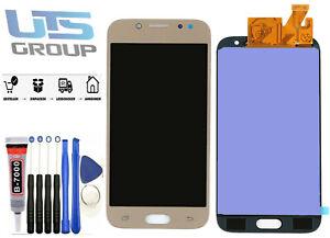 Für Samsung Galaxy J5 2017 J530 J530F SM-J530f Bildschirm LCD Display TFT Gold.