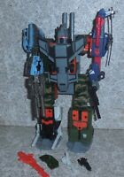 Transformers Robots in Disguise RUINATION Combiner Set Rid 2001