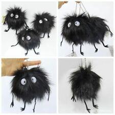 Studio Ghibli My Neighbor Ring Gift Totoro Keychain Key Dust Bunnies Plush Toy