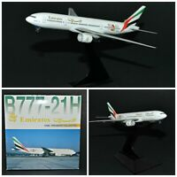 Die-cast airplane model 1:400 B777-21H Emirates Dragon Wings 55113 Premiere